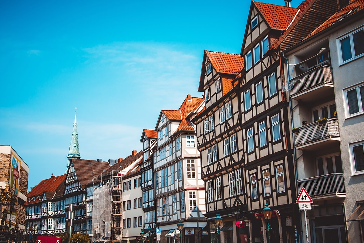 Hannover gloryhole Where are