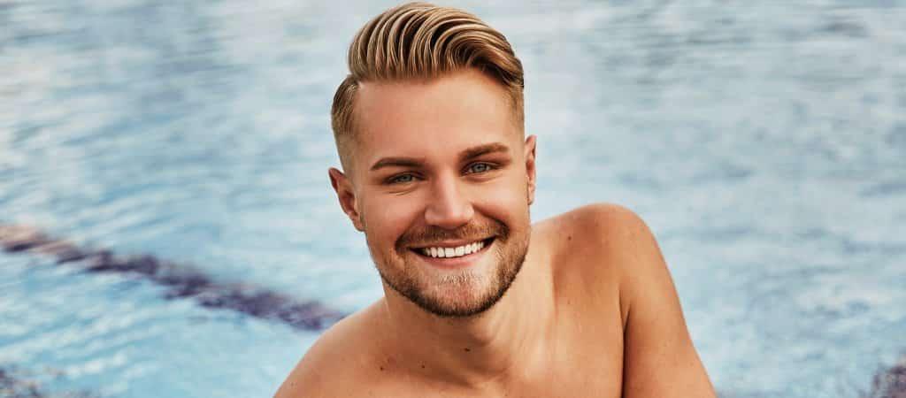 Aaron, der Vize Mr. Gay Germany - Ist ER der Mole?