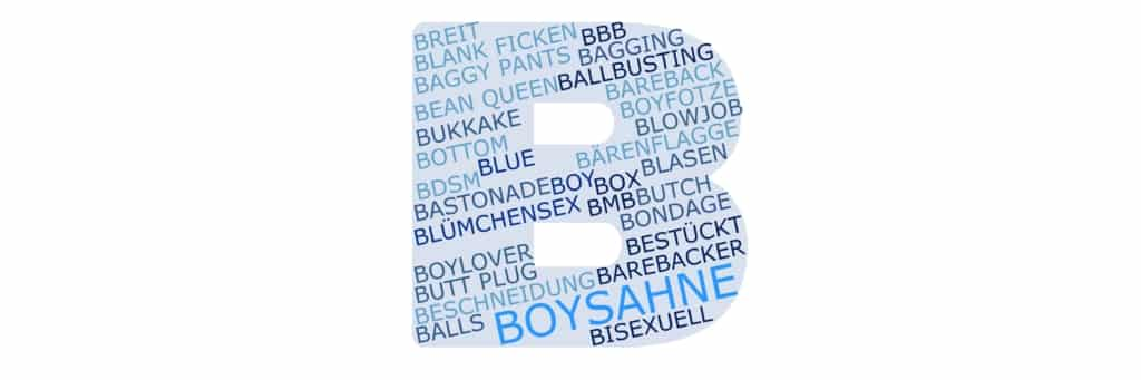 Boysahne