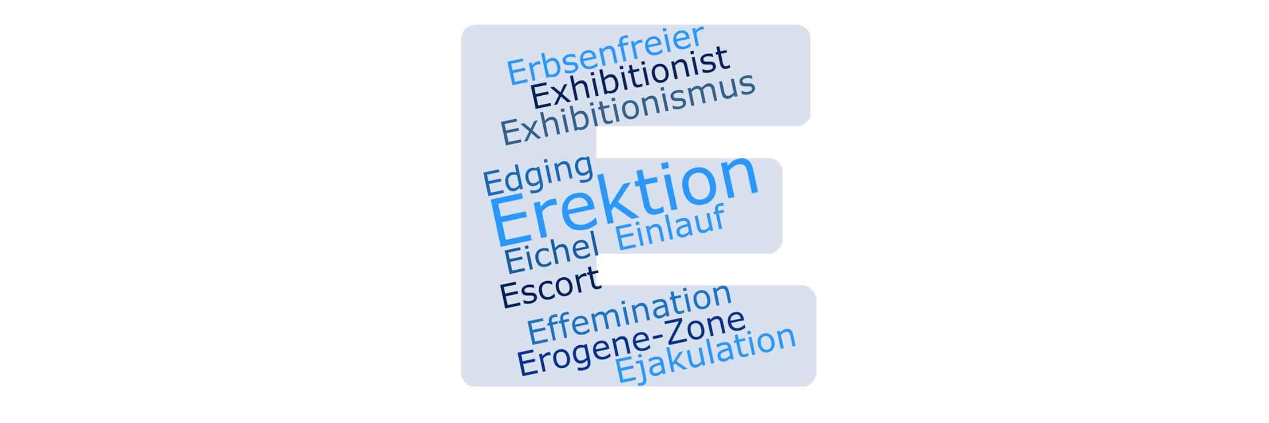 Erektion