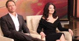 Fran Drescher und ihr Ex Peter Marc Jacobson