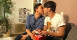 Schwule Studenten