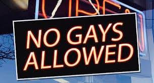 Diskriminierung von Schwulen im Alltag