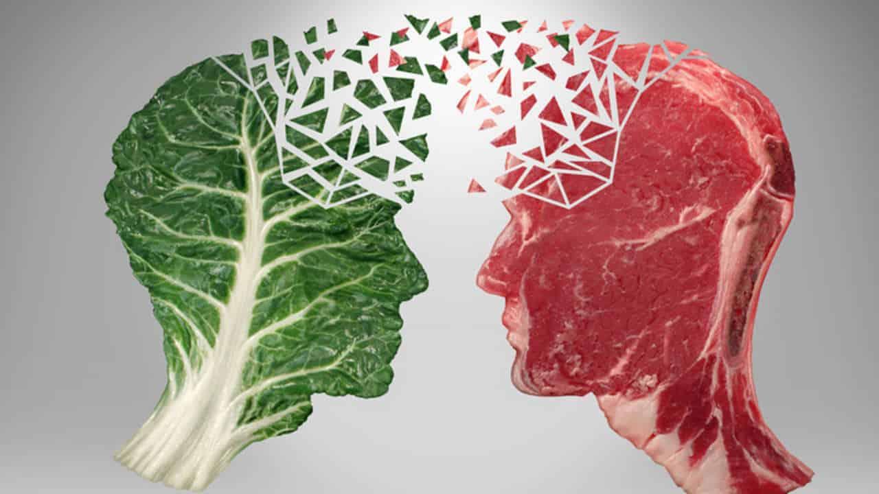 Liebe zwischen Veganern und Fleischessern