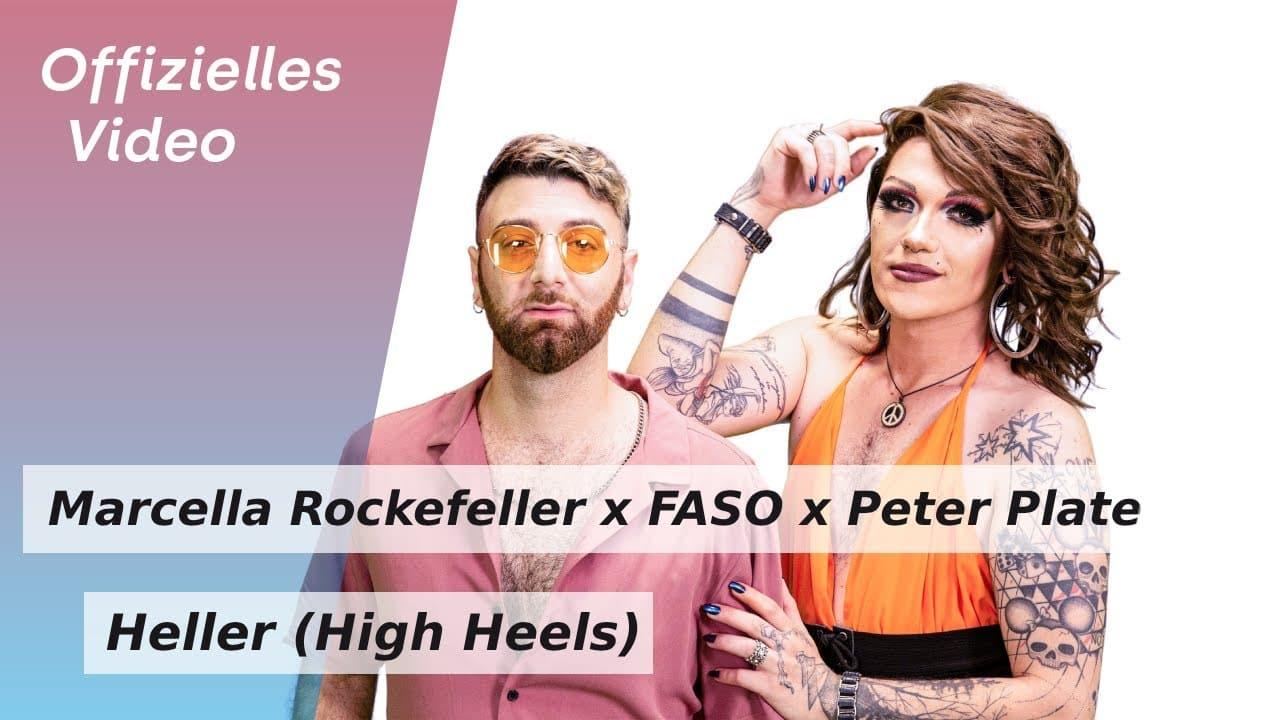 Marcella Rockefeller und FASO bringen gemeinsamen Song raus!