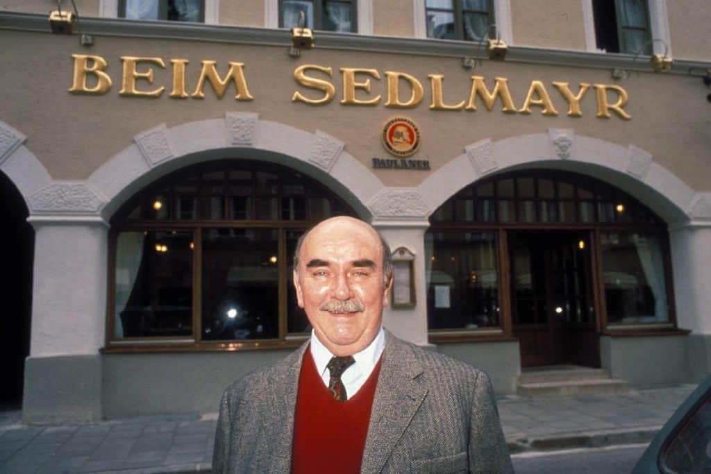 Walter Sedlmayr hat seinen 30-jährigen Todestag
