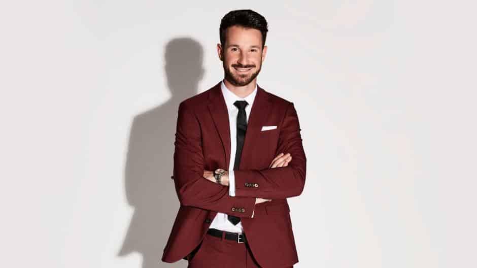 Alexander Schäfer ist der neue Prince Charming 2020