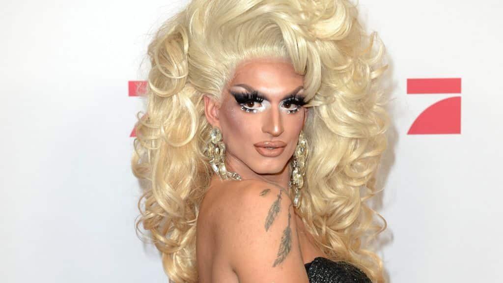 Dragqueen Katy Bähm mischt Promi Big Brother auf.
