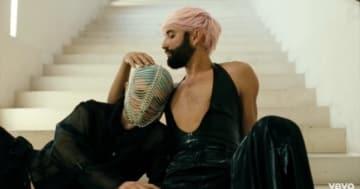 "Conchita Wurst und LOU ASRIL covern ""Lovemachine"""