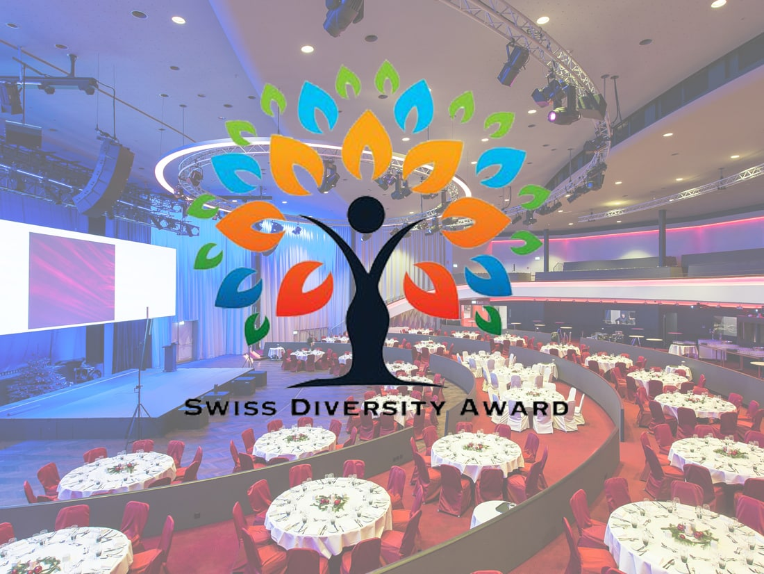 Der Swiss Diversity Award am 05. September 2020