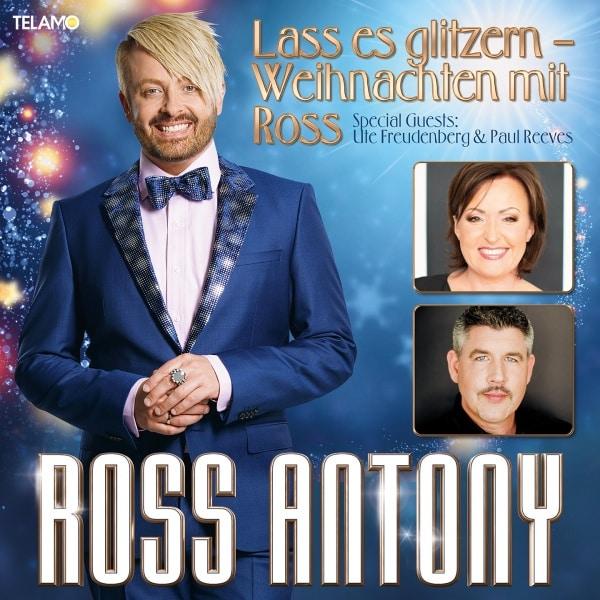 Ross Antony veröffentlicht Weihnachtsalbum