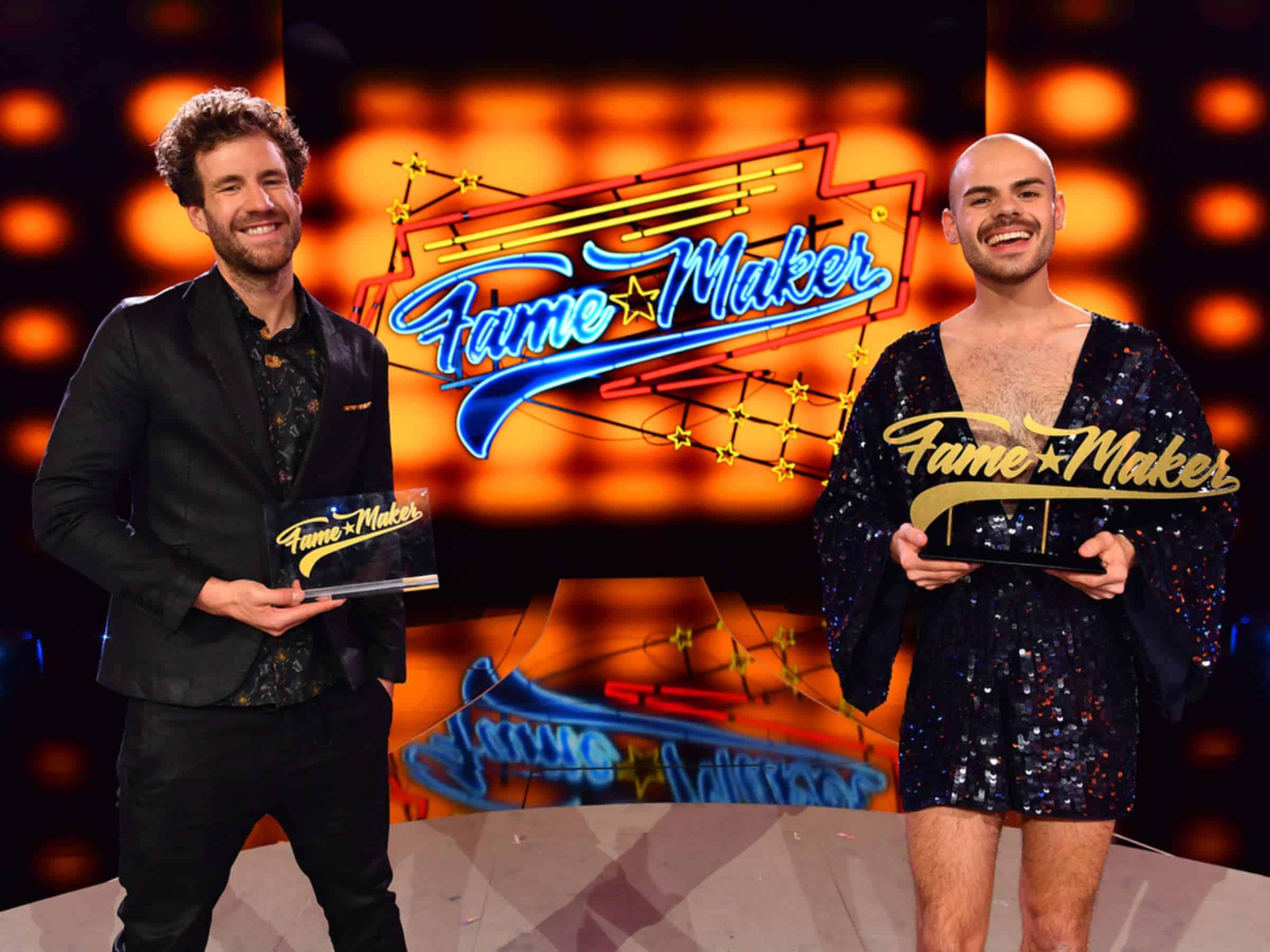 """Basti gewinnt """"Fame Maker"""" und setzt ein Zeichen"""