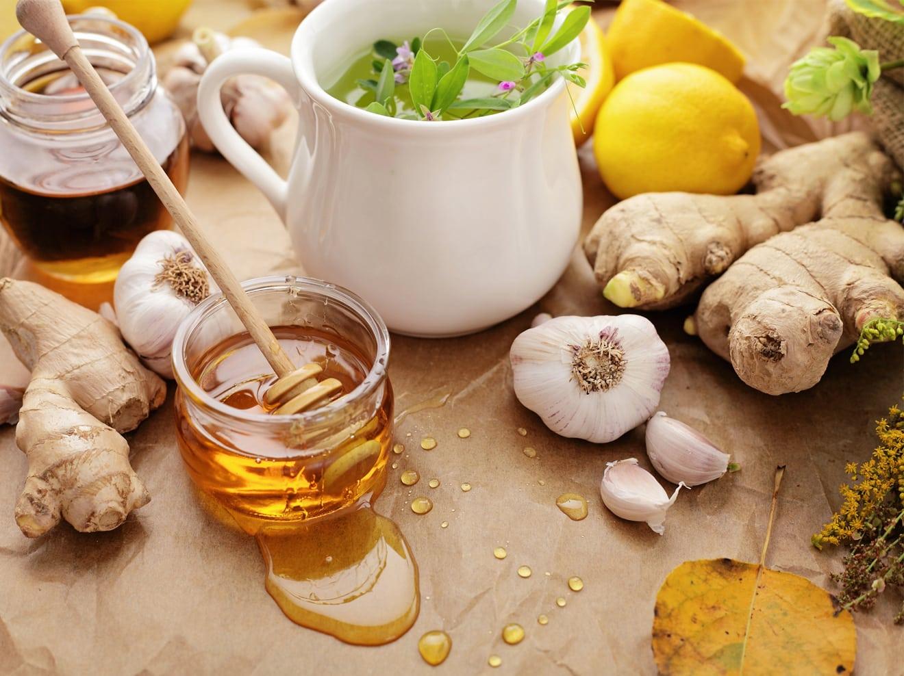 Die besten Hausmittel gegen Erkältungen