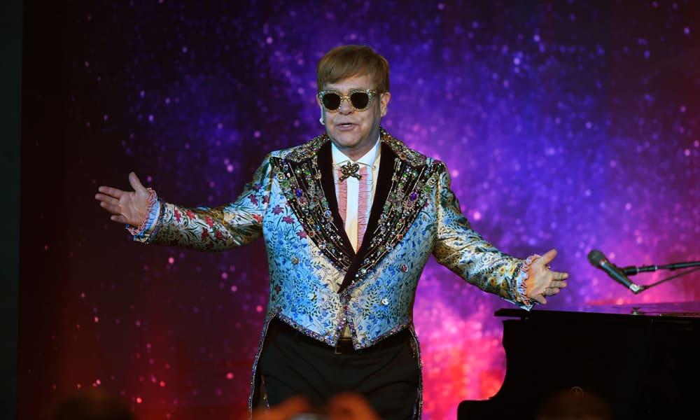 Elton John veröffentlicht die Elton Jewel Box