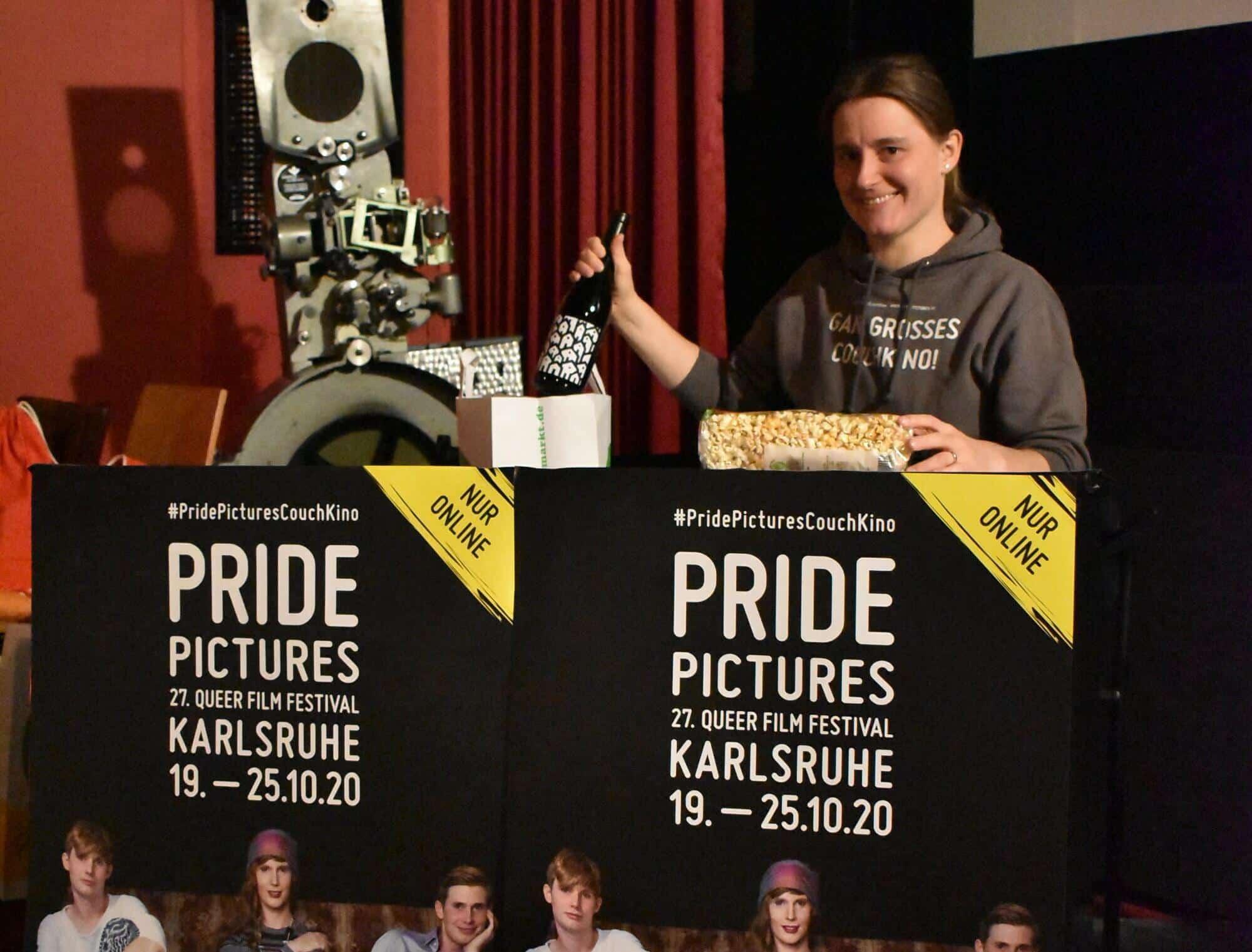 """Es finden derzeit die 27. """"Pride Pictures"""" statt"""