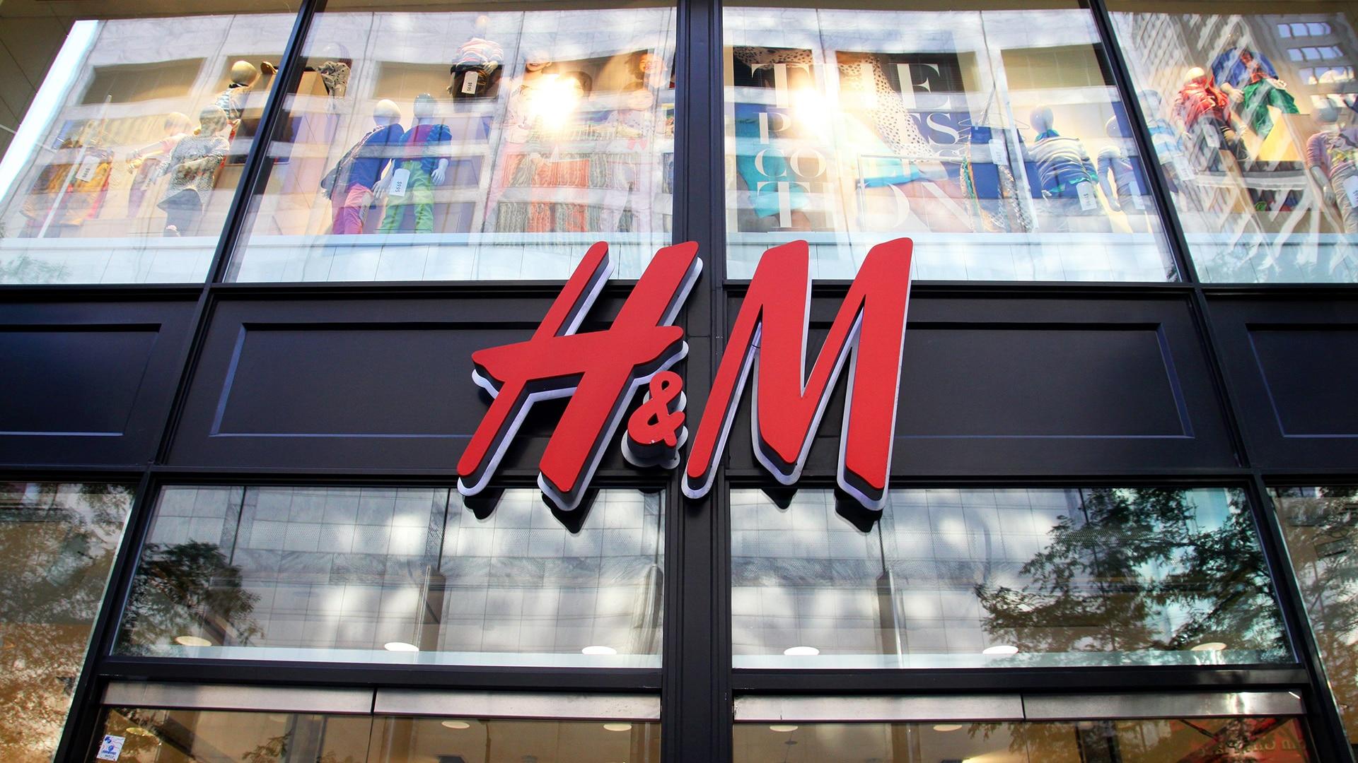 H&M – viel Gegenwind für eine Männerbluse