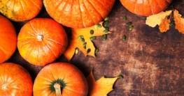 """Kürbisideen für den Herbst - Von """"spooky"""" bis """"romantisch und lecker"""""""