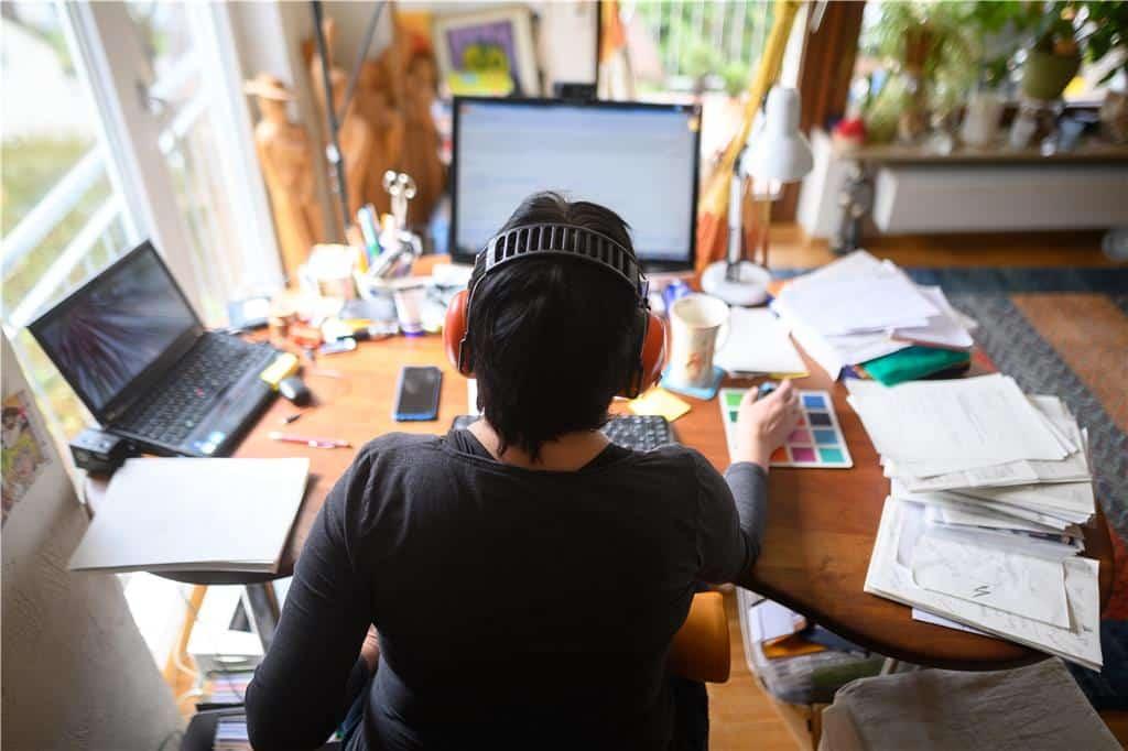 5 Tipps um Produktiv zu arbeiten im Home-Office