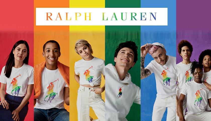 Die neue Kampagne von Ralph Loren setzt auf Diversity