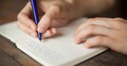 Immer mehr Leute schreiben wieder Tagebuch