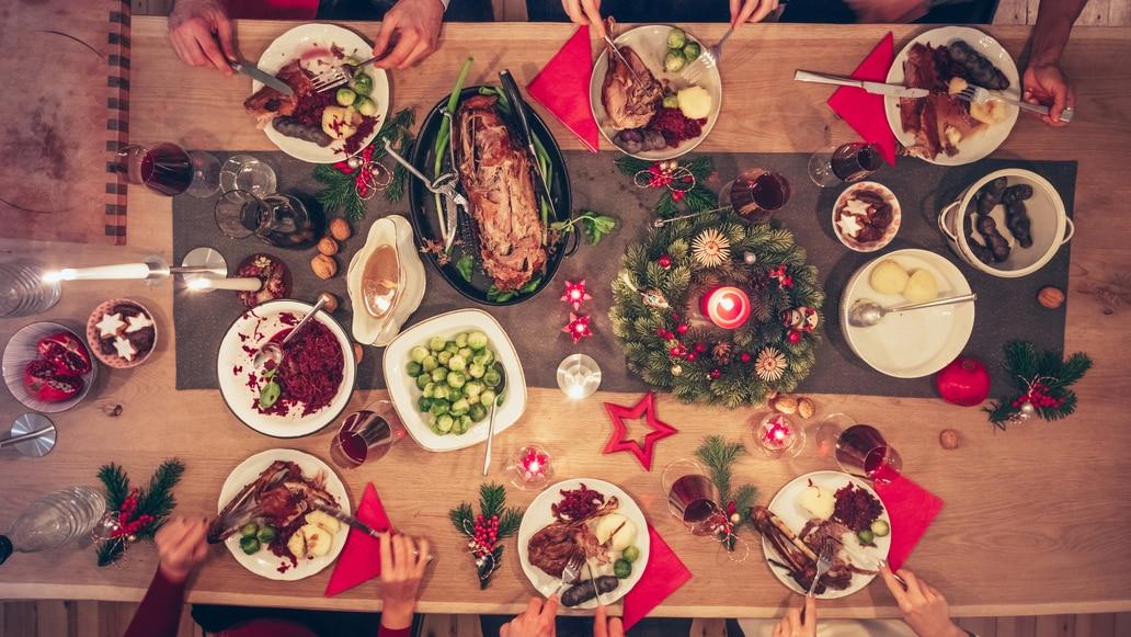 """So entsteht das """"perfekte"""" Weihnachtsessen"""