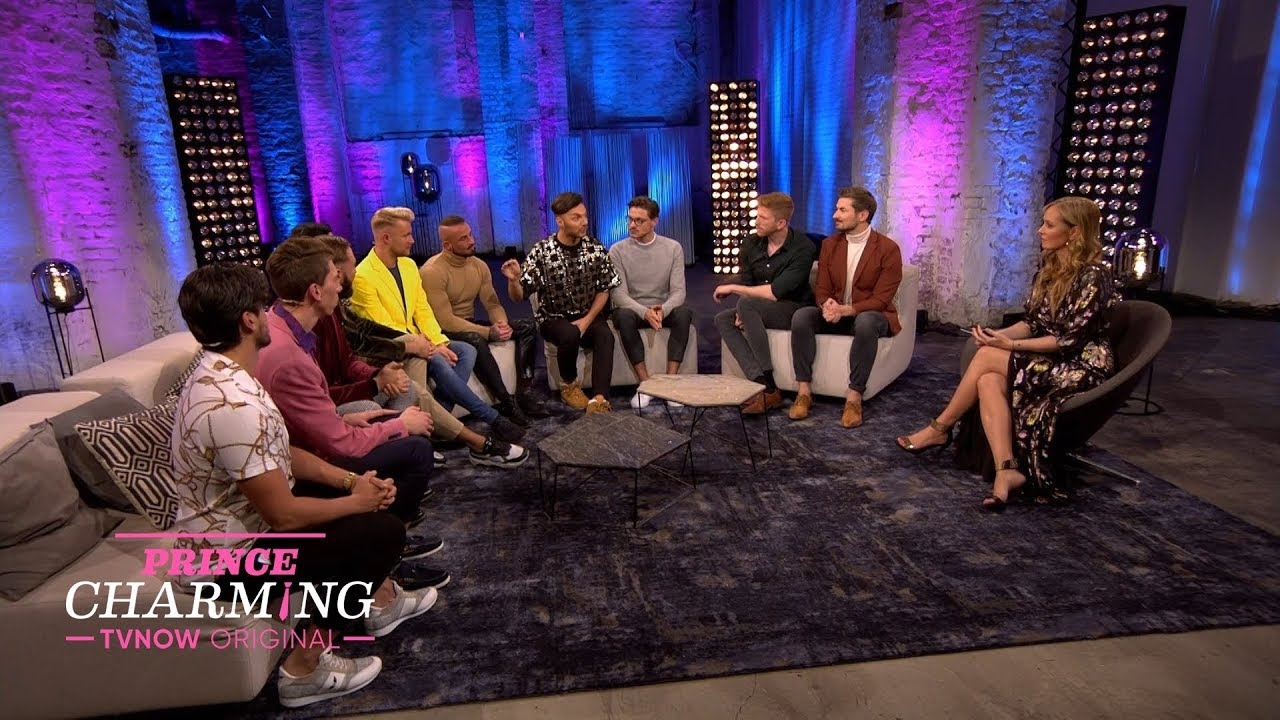 Das große Wiedersehen der zweiten Staffel Prince Charming