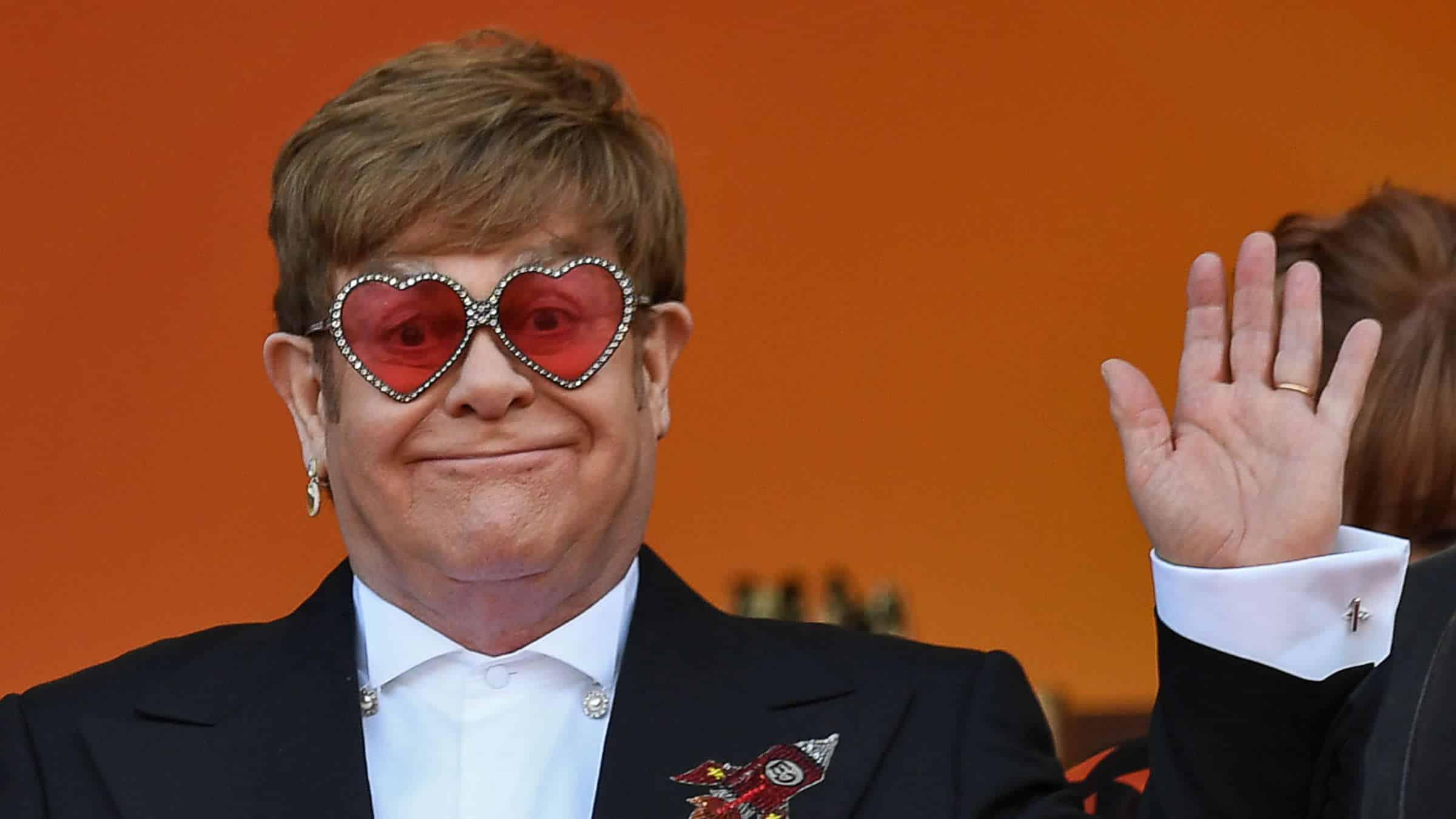 Der Paradiesvogel Elton John