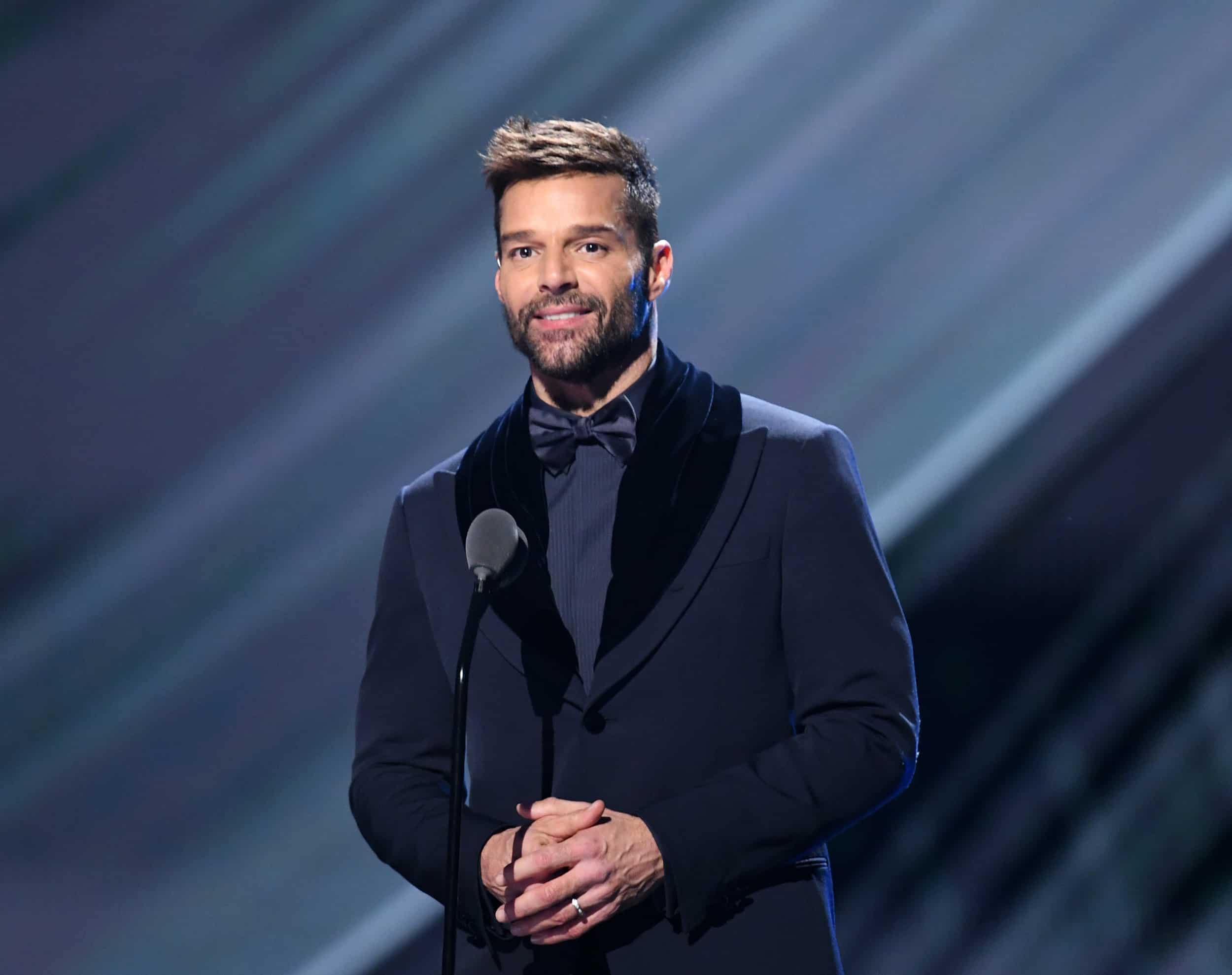 Ein Schock für die Frauenwelt das Coming Out von Ricky Martin