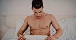 Jeder fünfte Mann leidet unter frühzeitigem Samenerguss