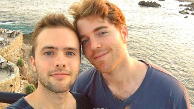 Shane Dawson und Ryland Adams