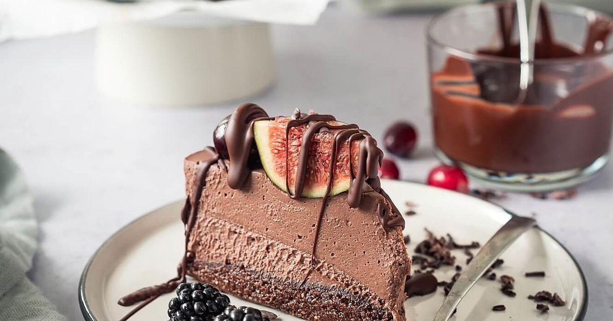 Backen mit Schokolade