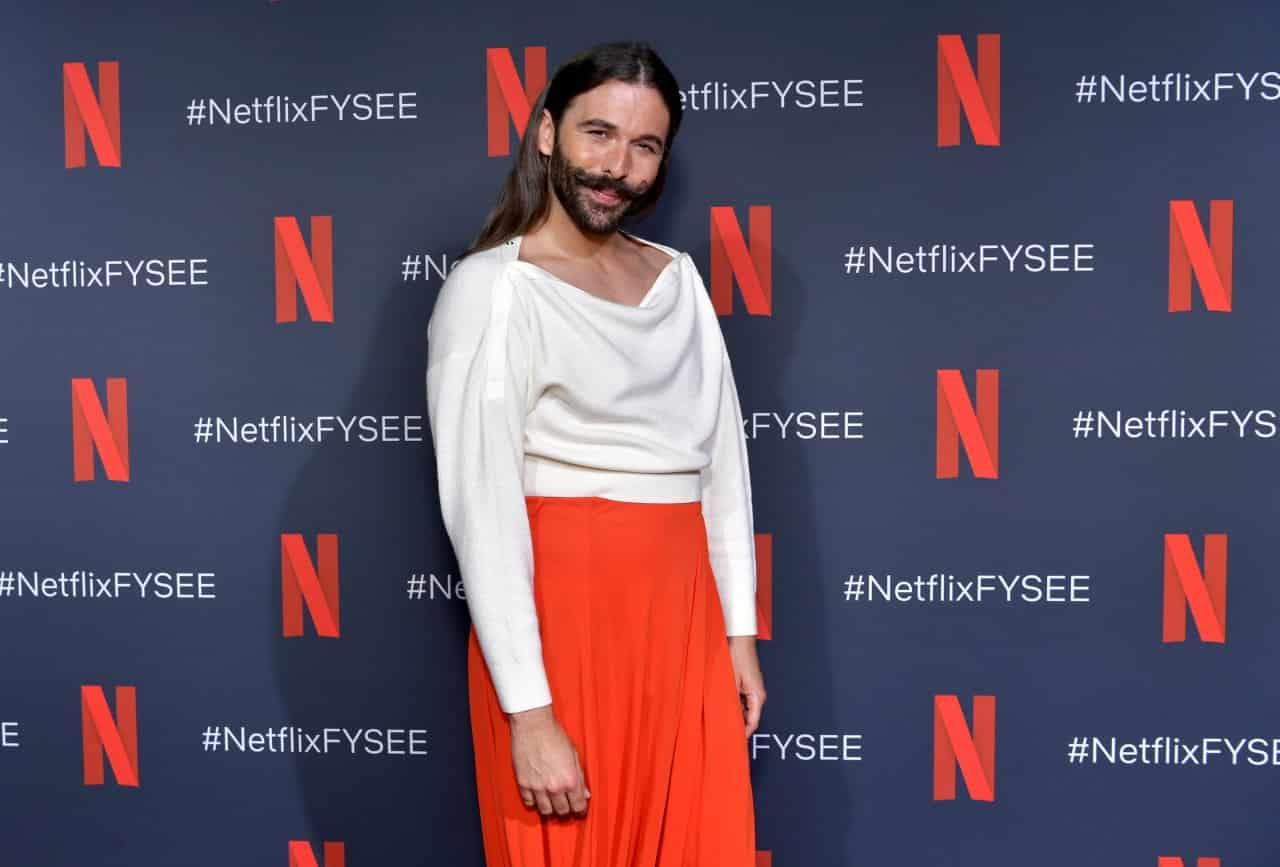 Jonathan Van Ness Queer Eye hat geheiratet