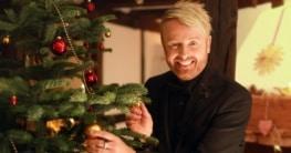 Ross Antony hatte an Weihnachten seine Mutter zu besuch