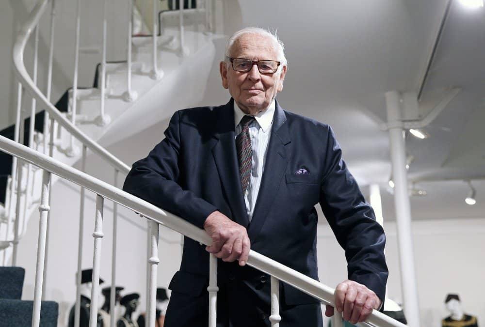 Trauer um den Modeschöpfer, denn Pierre Cardin ist tot