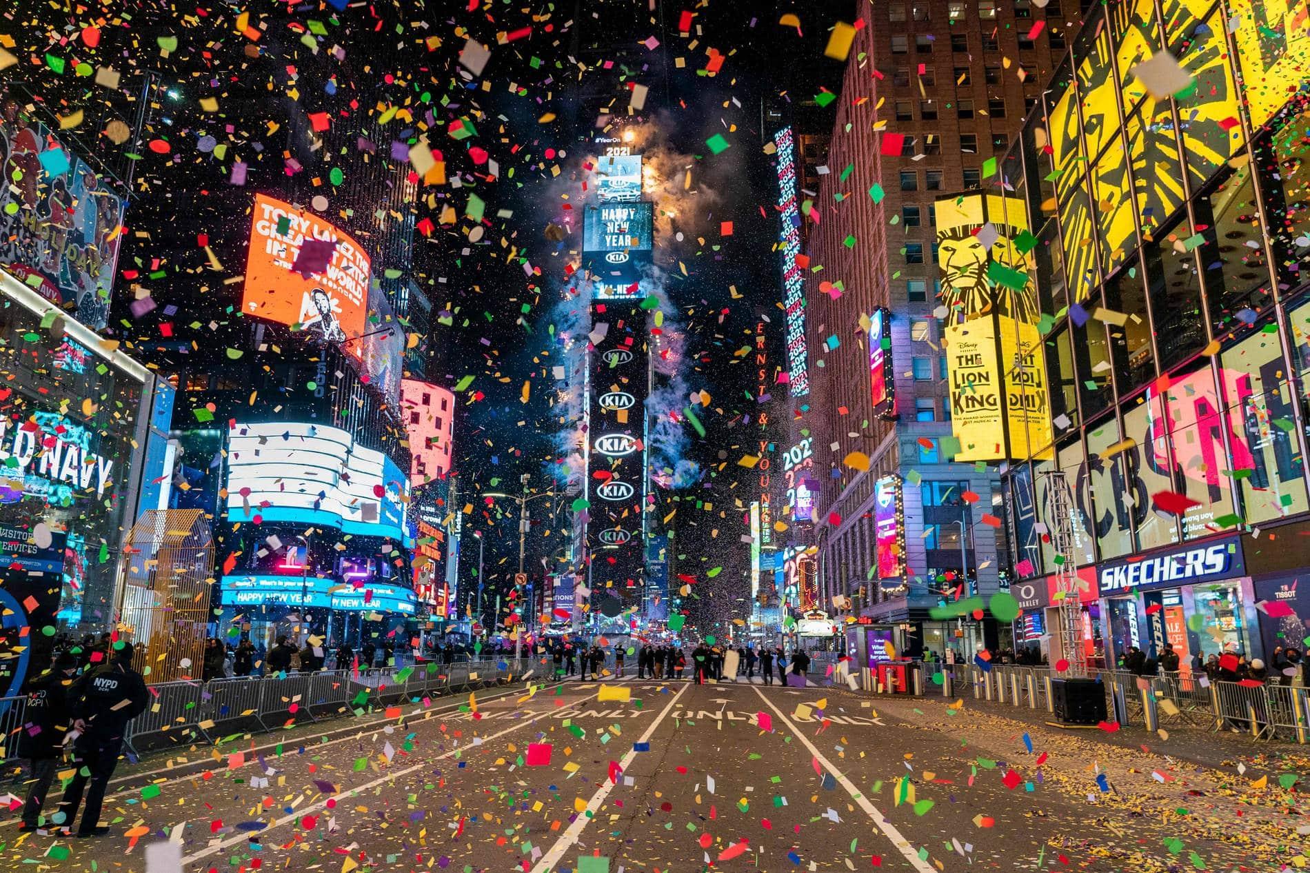 Silvester 20202021 Wie die Welt (nicht) den Jahreswechsel feierte