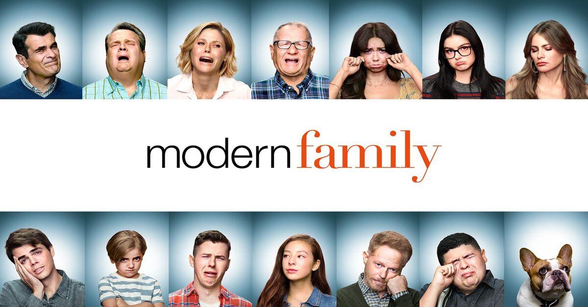 Streamingdienste  Modern Family