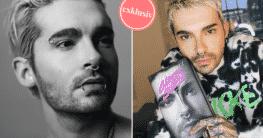 Bill Kaulitz veröffentlicht sein Buch Career Suicide