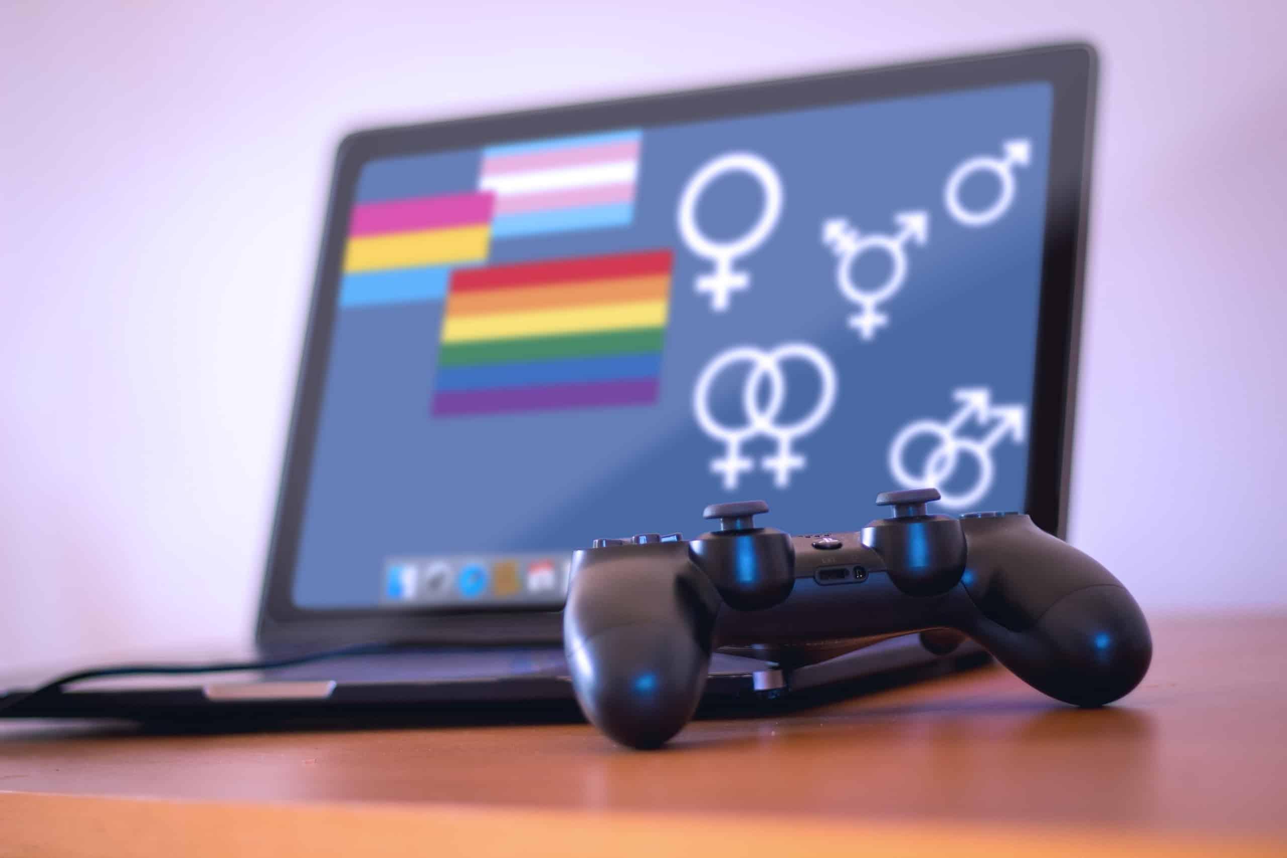 Es gibt auch Queere Charaktere in Videogames