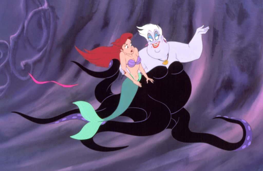 Ist Ursula (Arielle- die Meerjungfrau) eine Drag Queen