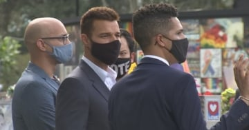 Ricky Martin unterstützt Kampagne für «Pulse»-Mahnmal