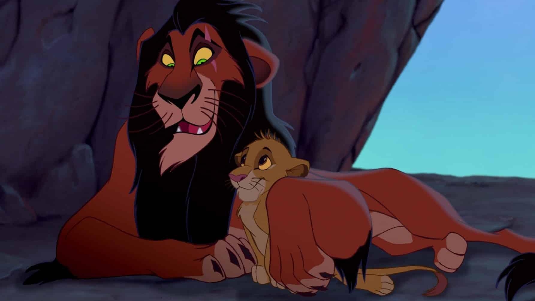 Scar (König der Löwen) – der schwule Onkel?