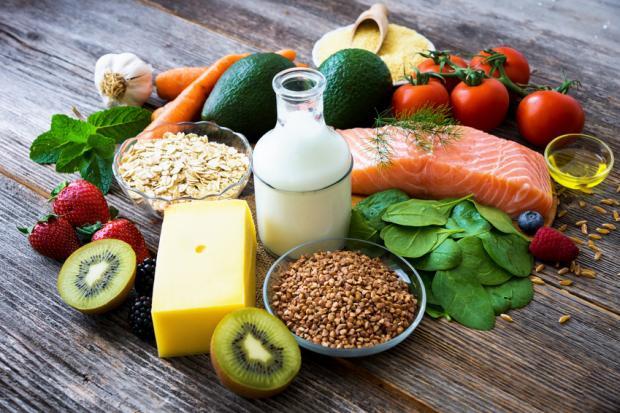 Tipp Nr. 4: Gesund ernähren