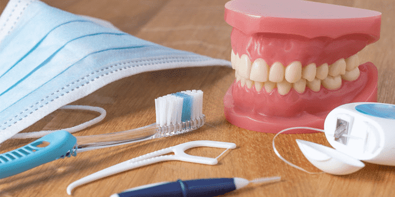 Tipp Nr. 4: eine umfassende Mundhygiene