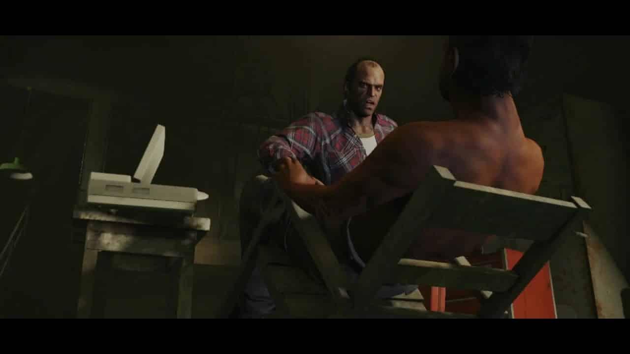 Grand Theft Auto Gay Sex
