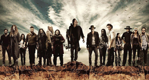 Streamingdienste  The Walking Dead