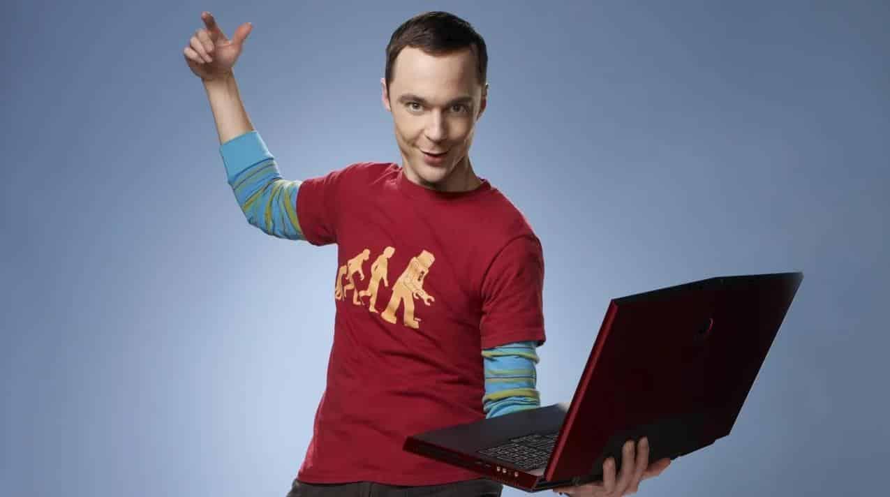 Jim Parsons und die wahrheit über The Big Bang Theory