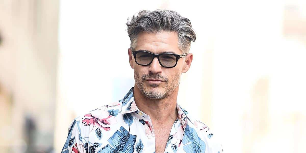 Männer-Trend Graue Haare machen wirklich sexy!