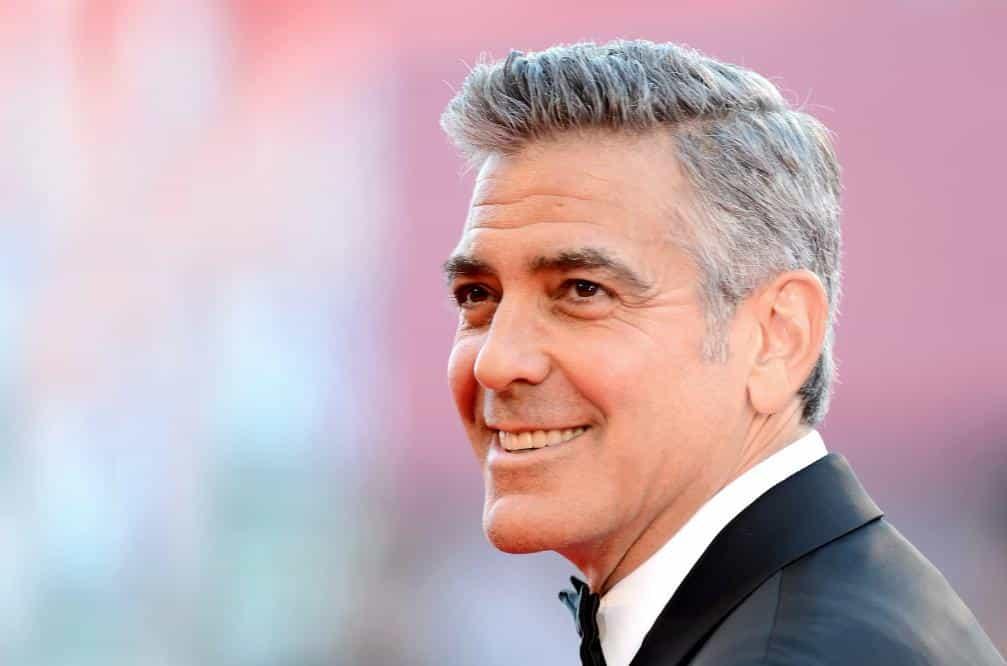 """Graue Haare sind sexy – Der """"George Clooney"""" Effekt"""