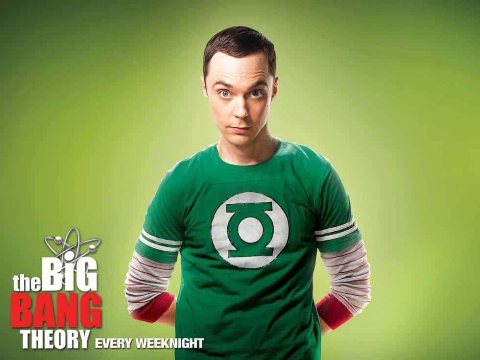 """Jim Parsons und die wahrheit über """"The Big Bang Theory"""""""
